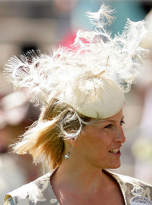 Countess of Wessex, June 16, 2010 in Rachel Trevor Morgan | Royal Hats