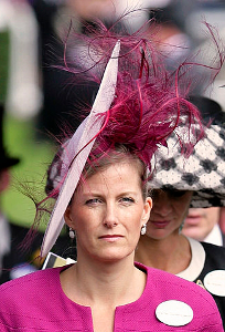Countess of Wessex, June 14, 2011 | Royal Hats