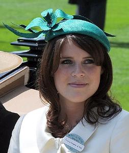 Princess Eugenie, June 14, 2011 in Stephen Jones | Royal Hats