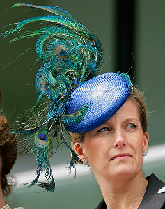 Countess of Wessex, June 15, 2011 in Jane Taylor | Royal Hats