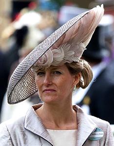 Countess of Wessex, June 16, 2011 in Jane Taylor | Royal Hats