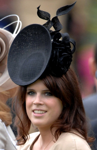 Princess Eugenie, June 17, 2011 in Philip Treacy | Royal Hats