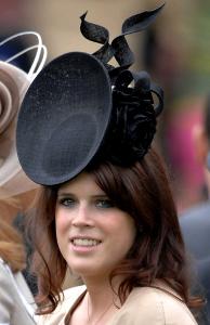 Princess Eugenie, June 17, 2011 in Philip Treacy | Royal Hats