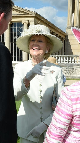Princess Alexandra, June 1, 2017 in RTM | Royal Hats