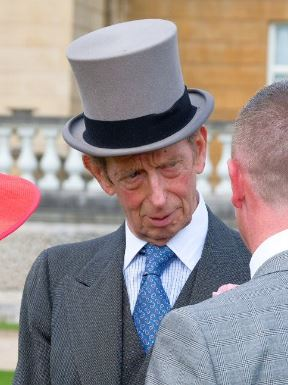 Duke of Kent, June 1, 2017 | Royal Hats