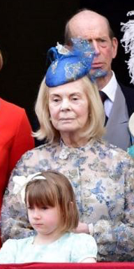 Duchess of Kent, June 17, 2017 | Royal Hats