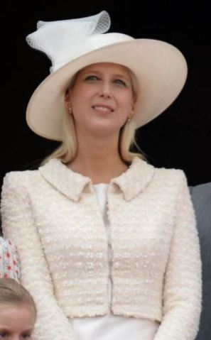 Lady Gabriella Windsor, June 17, 2017 in Philip Treacy | Royal Hats