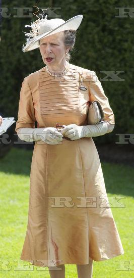 Princess Anne, June 20, 2017 | Royal Hats