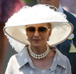 Princess Michael of Kent, June 20, 2017 in John Boyd | Royal Hats