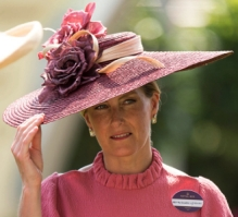 Countess of Wessex, Ascot 2017 | Royal Hats