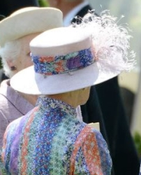 Princess Alexandra, June 21, 2017 | Royal Hats
