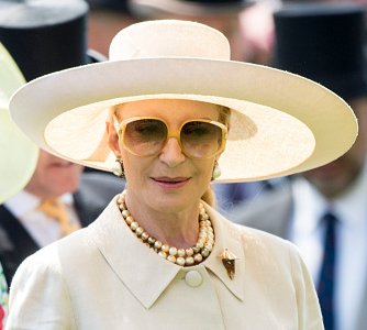 Princess Michael of Kent, June 20, 2017 | Royal Hats