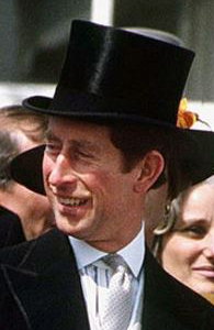 Prince of Wales, Ascot 1987