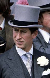 Prince of Wales, Ascot 1989
