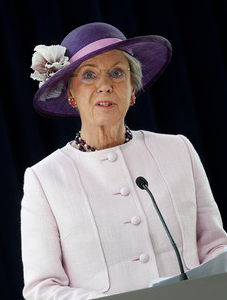 Princess Benedikte, May 7, 2017 | Royal Hats