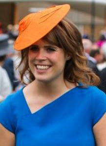 Princess Eugenie, May 23, 2017 in Sarah Cant | Royal Hats
