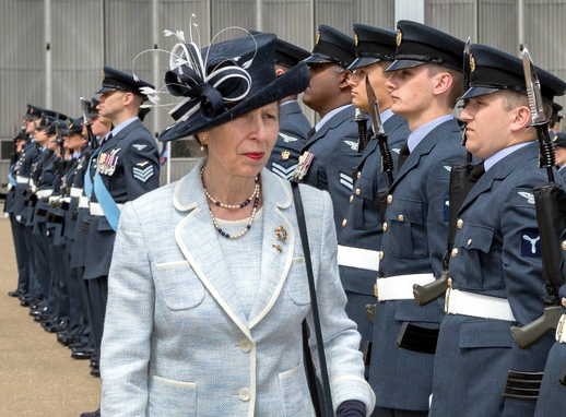 Princess Anne, July 12, 2017 | Royal Hats