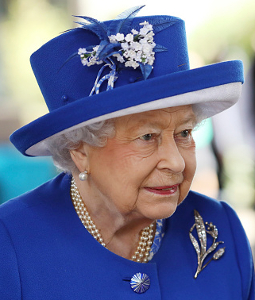 Queen Elizabeth, Jun 16, 2017 in Angela Kelly | Royal Hats