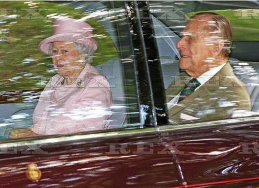 Queen Elizabeth, Aug 29, 2017 | Royal Hats