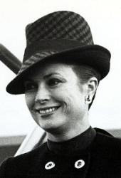 Princess Grace of Monaco, 1970 | Royal Hats