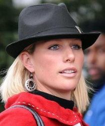 Zara Tindall, March 13, 2008 | Royal Hats