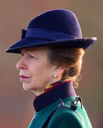 Princess Anne, Dec 4, 2012 | Royal Hats
