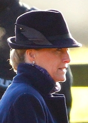 Countess of Wessex, Dec 29, 2013 in Jane Taylor | Royal Hats