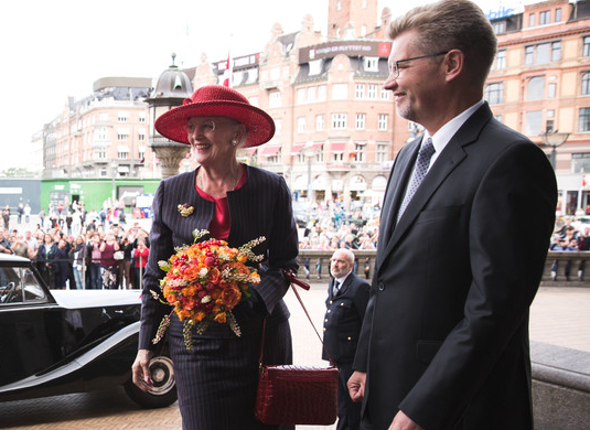 Queen Margrethe, Sep 2, 2017 | Royal Hats