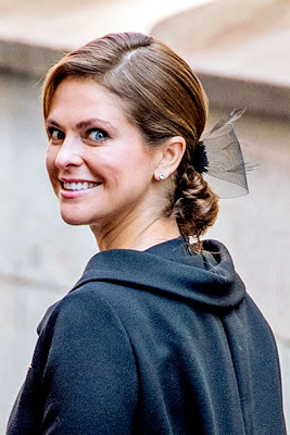 Princess Madeleine, Sep 12, 2017 | Royal Hats