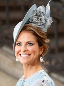 July 14, 2017 in Philip Treacy | Royal Hats