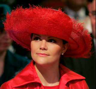 Nov 19, 2005 in Fabienne Delvigne | Royal Hats