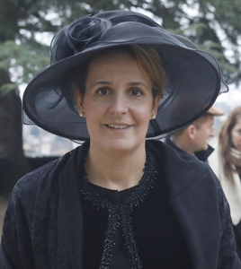 Princess Philomena, Jan 6, 2018 | Royal Hats
