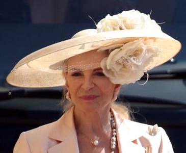 May 19, 2018 in Philip Treacy | Royal Hats
