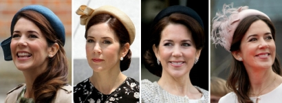 Crown Princess Mary   Royal Hats